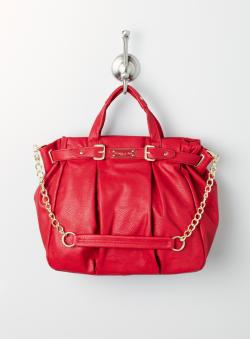 Olivia + Joy Tracker Chain Trim Satchel