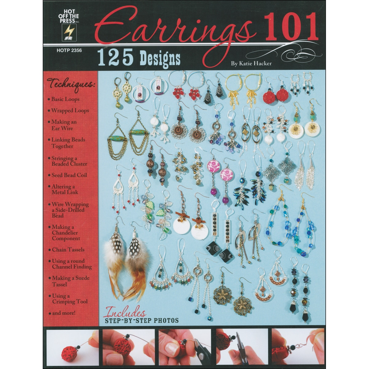 Hot Off The Press-Earrings 101