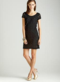 Cluny Circular Lace Dress