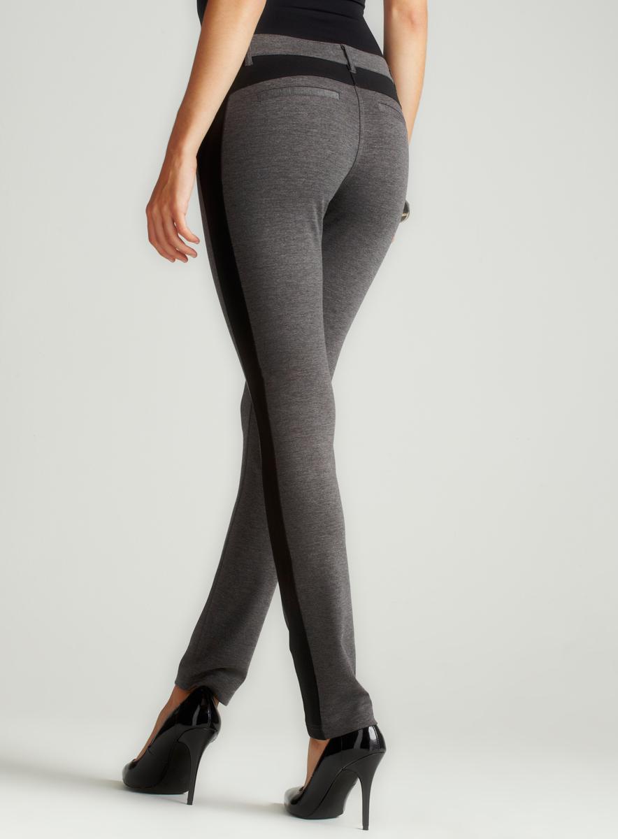 Romeo & Juliet Couture Tuxedo Stripe Ponte Pant