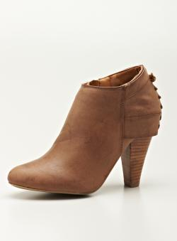 Rebels Hh Ankle Bootiewith Lace Back