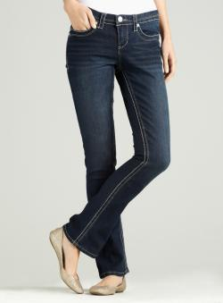 Seven 7 Rocker Slim Long Jean