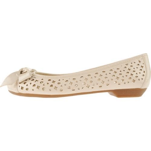Women's Anne Klein Baby Ivory Synthetic