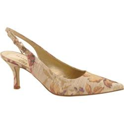 Women's Anne Klein Harquin White Wash Multi Fabric