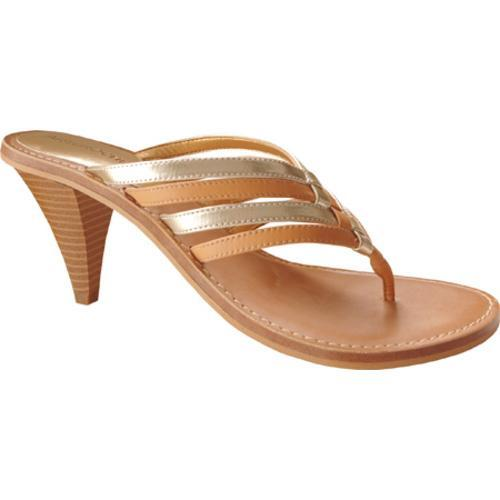 Women's Arturo Chiang Deana Spring Natural/Golden Sun Metallic