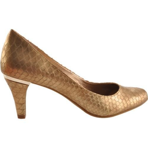 Women's BCBGeneration Gumby Soft Gold Brush Off Anaconda