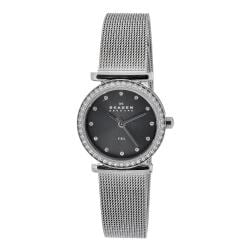 Skagen Women's Charcoal Grey Stainless Steel Element Watch