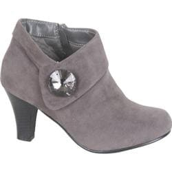 Women's Beston Novae-02 Grey Suede
