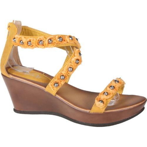 Women's Beston Summer-02 Yellow