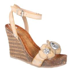 Women's Beston Shania-03 Beige