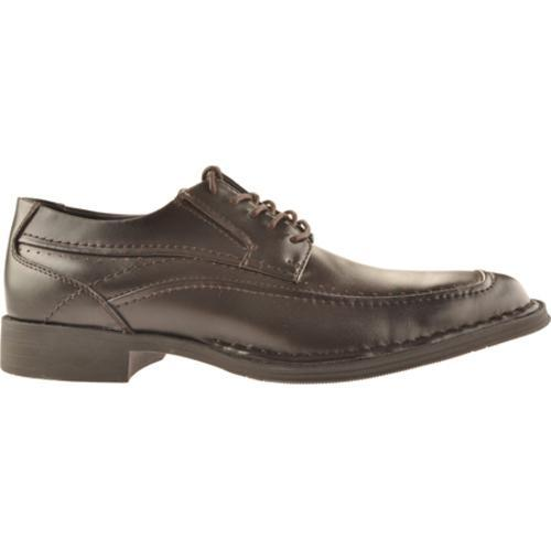 Men's Calvin Klein Gino Dark Brown Dress Calf