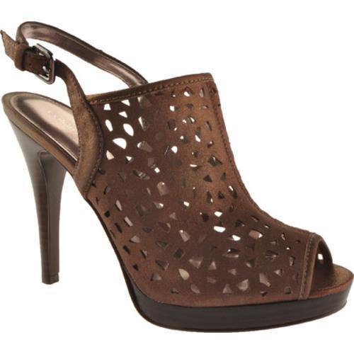 Women's Calvin Klein Pasha Medium Brown Dusty Leather