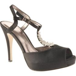 Women's Calvin Klein Pretty Black Satin