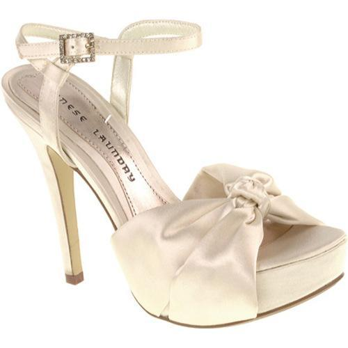 Women's Chinese Laundry Dreamland Ivory Supreme Satin