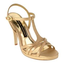 Women's Chinese Laundry Anytime Gold Sofia PU