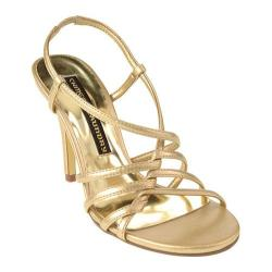 Women's Chinese Laundry Whirl Gold Sofia PU