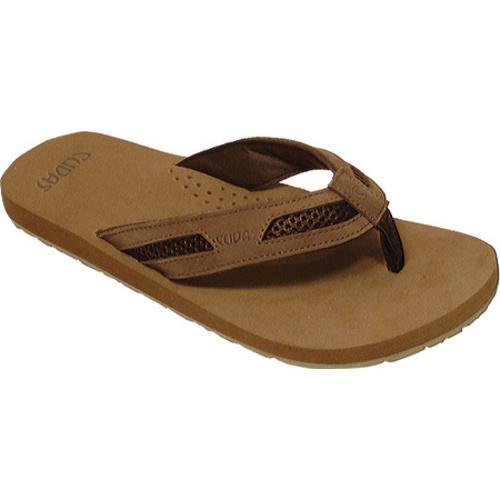 Men's Cudas Calhoun Tan Leather/Mesh