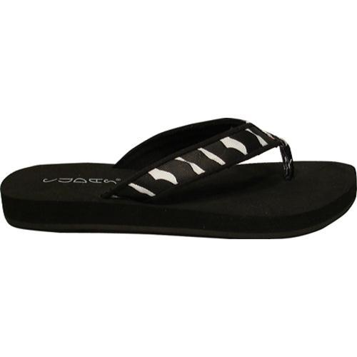 Women's Cudas Anima Zebra Canvas