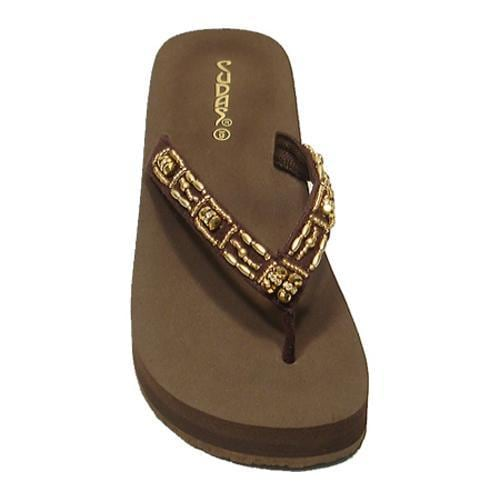 Women's Cudas Gala Brown