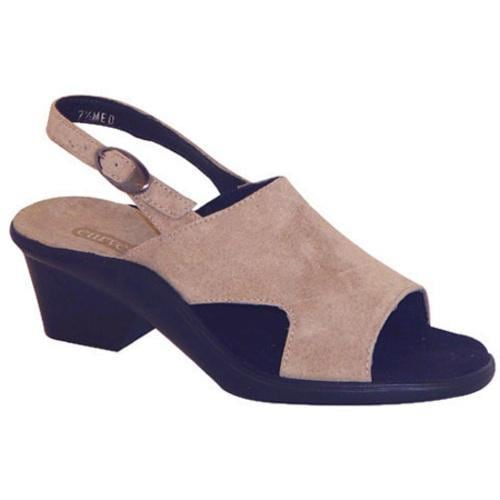 Women's Curvetures Flo 692 Sand Suede
