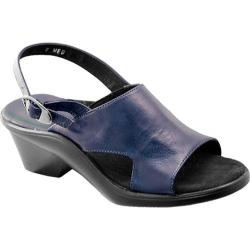 Women's Curvetures Flo 691 Navy Nappa