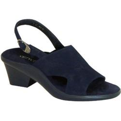 Women's Curvetures Flo 692 Black Suede