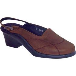 Women's Curvetures Alicia 643 Espresso Hand Rubbed