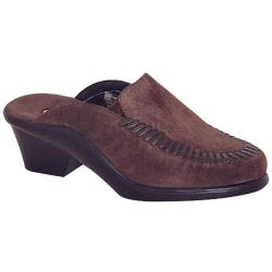 Women's Curvetures Bari 646 Espresso Suede