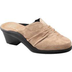 Women's Curvetures Tammi 719 Sand Suede