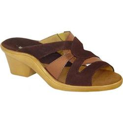 Women's Curvetures Vicki 755 Bronze Suede