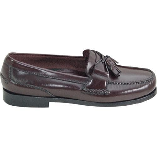 Men's David Spencer Romeo Burgundy Brush-Off Leather
