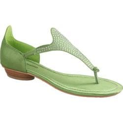 Women's Da Viccino Ronni Green Silk