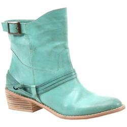 Women's Diba Char Rity Turquoise Leather