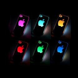 Sense Apple iPhone 4/4S Flash Light Case Cover