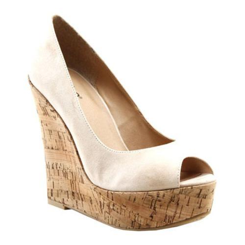 Women's Diba Red Rose Natural Suede