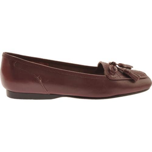 Women's Enzo Angiolini Lizzia Dark Red Leather