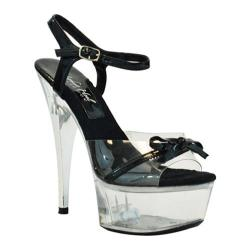 Women's Highest Heel Delicate Black Patent