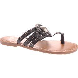Women's Jessica Simpson Jaysie Black Congo Leather