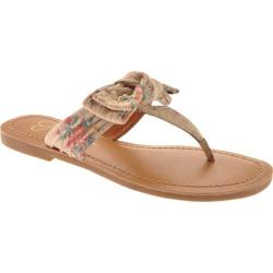 Women's Jessica Simpson Jumba Oatmeal Leather