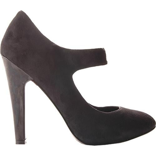 Women's Jessica Simpson Sigel Black Kid Suede