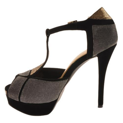 Women's Jessica Simpson Ritta Gunmetal Combo Leather