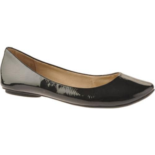 Women's Kenneth Cole Reaction Slip on By Black Patent PU
