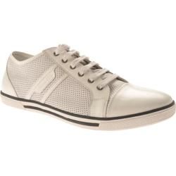Men's Kenneth Cole New York Down N Up White Leather