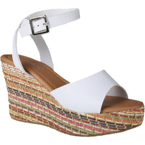 Women's L & C Cameron-1 White