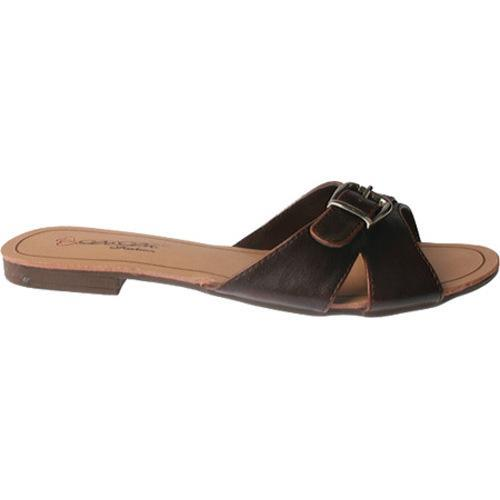 Women's L & C Sandri-6 Brown