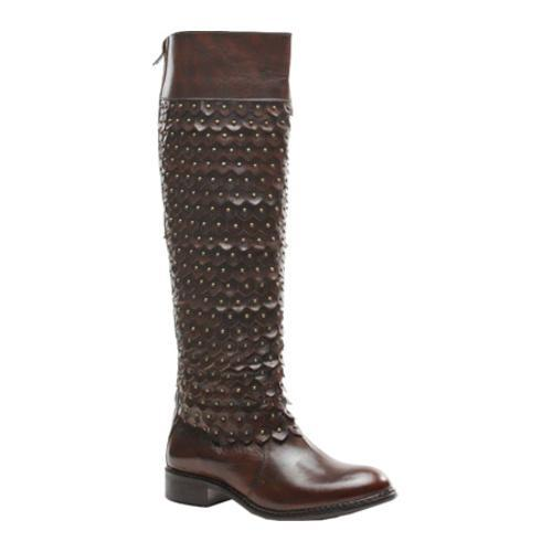 Women's Luichiny Tough Stuff Brown Leather
