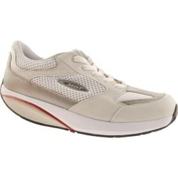 Women's MBT Moja White