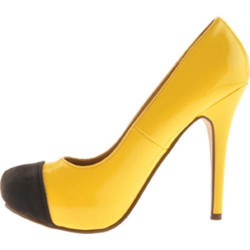 Women's Michael Antonio Louie Yellow/Black