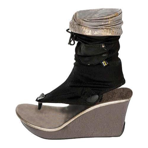Women's MODZORI Nova High Grey/Black/Metallic