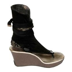 Women's MODZORI Electra High Grey/Black/Metallic
